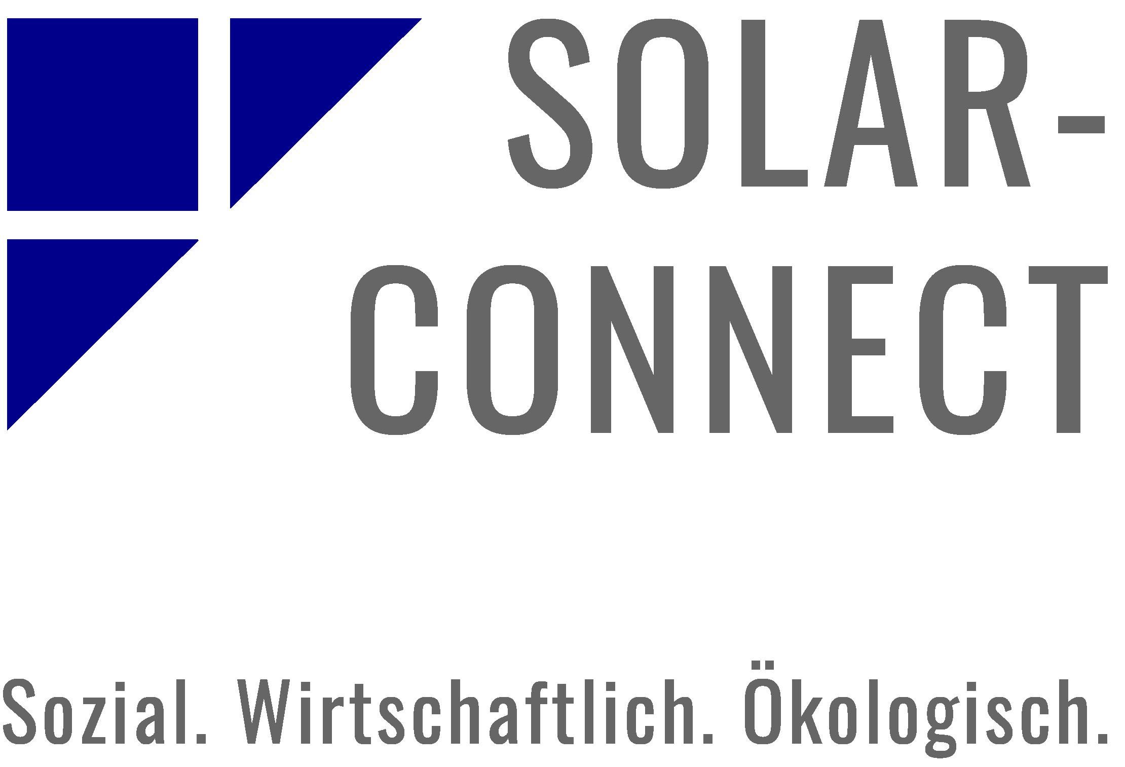 Logo Solar-Connect eG